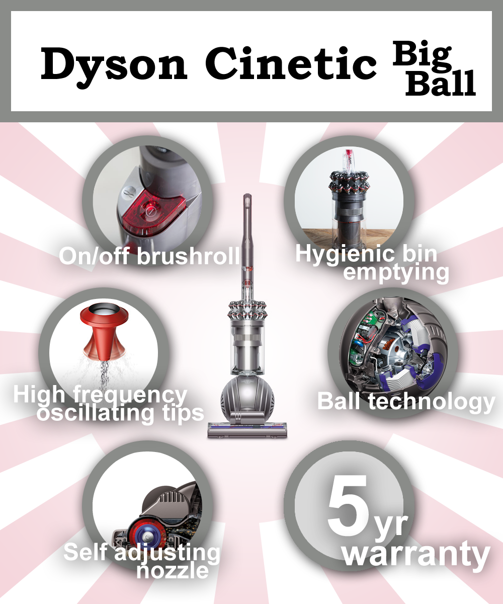 how to clean dyson animal big ball