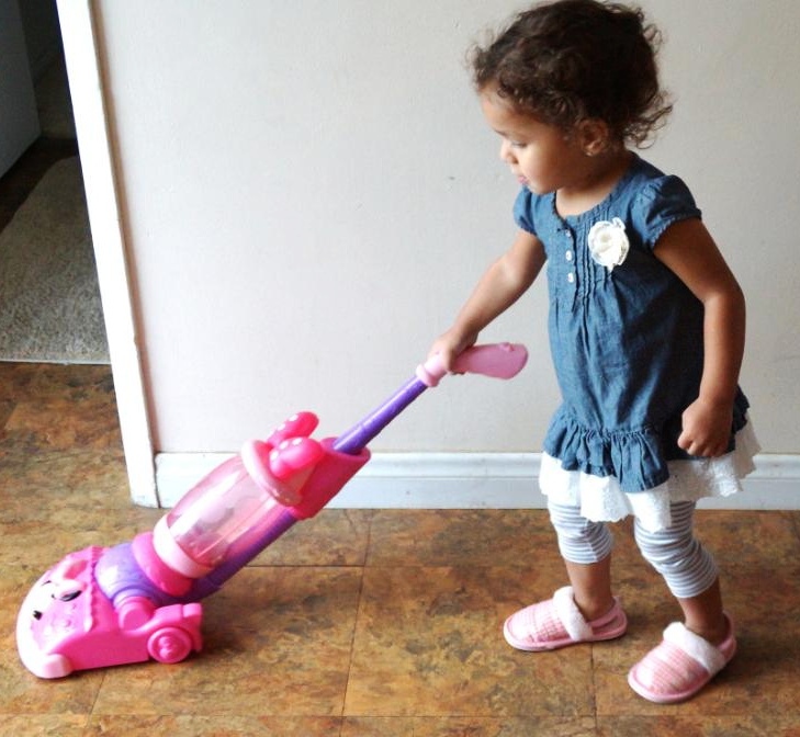 Just Like Home Toy Vacuum : Toy vacuum cleaner toys model ideas