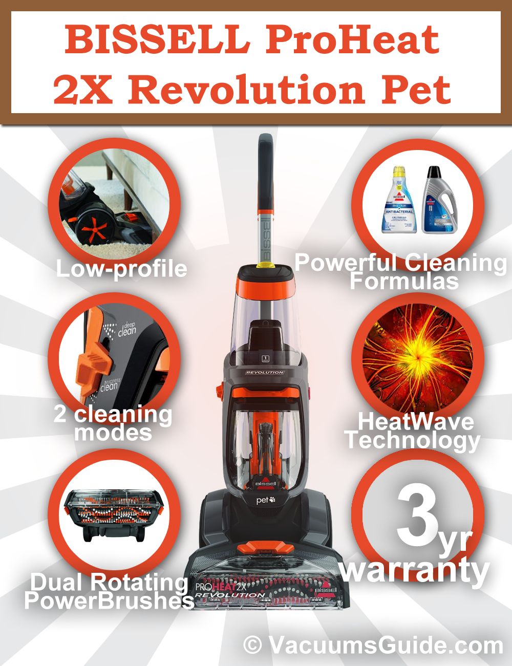 Bissell Proheat 2x Revolution Pet 1548t Target Carpet Manual Guide