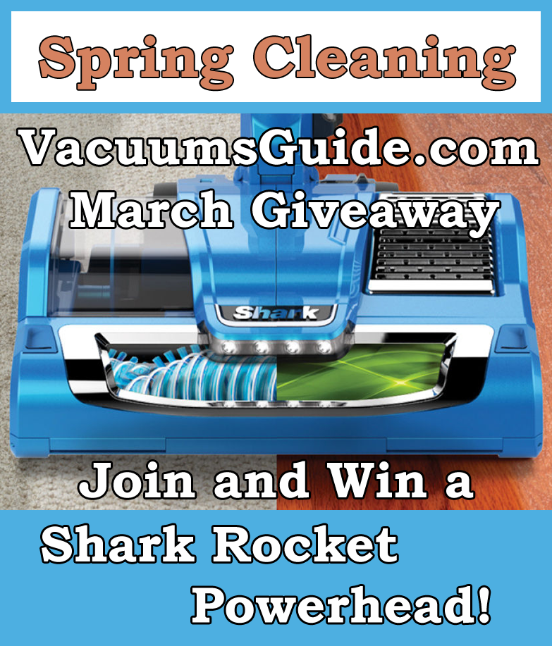 Spring Cleaning Giveaway From Vacuumsguide Com Best